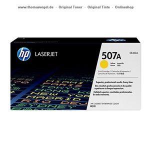 HP Toner yellow CE402A