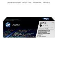 HP Toner schwarz CE410X