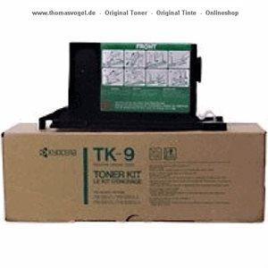 Original Kyocera Toner TK-9 für 7.000 Seiten
