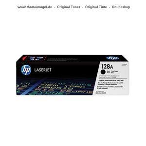 HP Toner schwarz CE320A