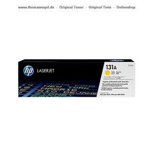 HP Toner gelb CF212A