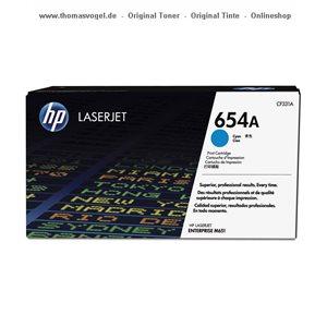 HP Toner cyan CF331A