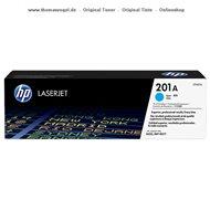 HP Toner cyan CF401A