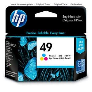 HP Tinte 51649A