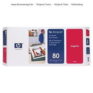 HP Druckkopf magenta C4822A