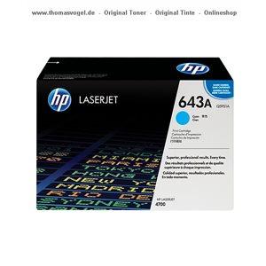 HP Druckkassette cyan Q5951A