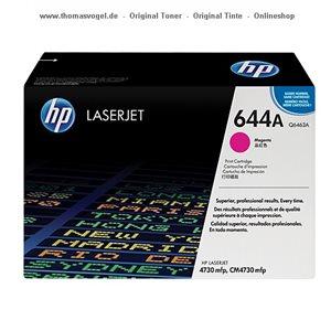 HP Druckkassette magenta Q6463A