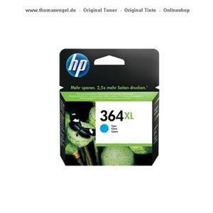 HP Tinte cyan CB323EE