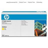 HP Trommel gelb CB386A
