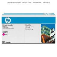 HP Trommel magenta CB387A