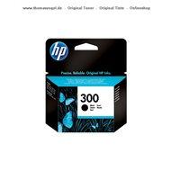 HP Tintenpatrone schwarz CC640EE