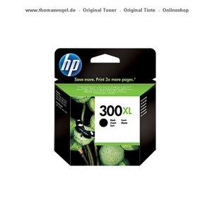 HP Tintenpatrone schwarz CC641EE