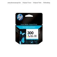 HP Tintenpatrone dreifarbig CC643EE