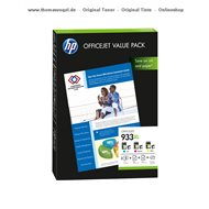 HP Tinten Valuepack XL+A4 CR711AE