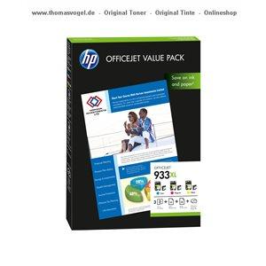 HP Tinten Valuepack XL+A4 CR711AE