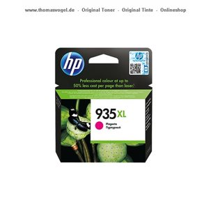 HP Tinte magenta XL C2P25AE