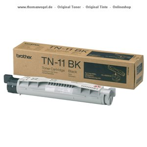 Brother Toner schwarz TN-11BK