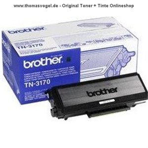 Original Brother Toner TN-3170