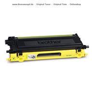 Original Brother Toner yellow TN-130Y für 1.500 Seiten