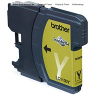 Brother Tinte yellow LC-1100Y