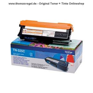 Original Brother Toner TN-325C cyan XL für 3.500 Seiten