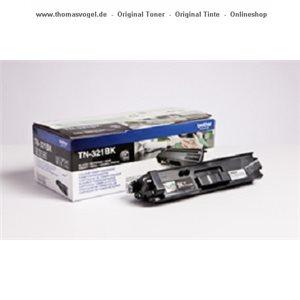 Brother Toner schwarz TN-321BK (2.500 Seiten)