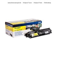 Original Brother Toner yellow TN-326Y (3.500 Seiten)