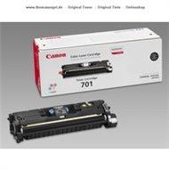 Canon Toner schwarz 701BK