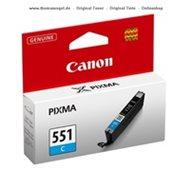 Canon Tinte farbig CLI-551C