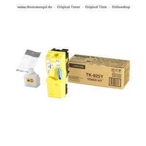 Kyocera Toner Kit yellow TK-825Y