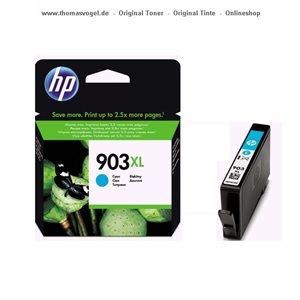 Original HP Tinte cyan T6M03AE / 903XL für 825 Seiten