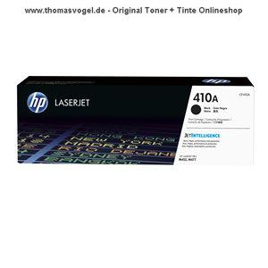 Original HP Toner schwarz CF410A (410A) für 2.300 Seiten