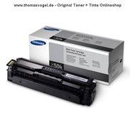 Original Samsung Toner schwarz CLT-K504S/ELS (2.500 Seiten)