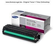 Original Samsung Toner magenta CLT-M504S/ELS (1.800 Seiten)