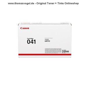 Original Canon Toner 041 (0452C002) für 10.000 Seiten