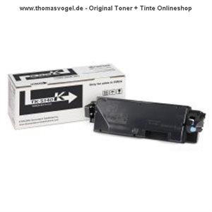 Original Kyocera Toner schwarz TK-5140K (7.000 Seiten)
