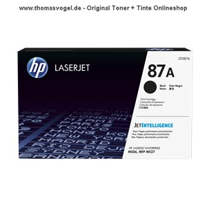 Original HP Toner CF287A (9.000 Seiten)