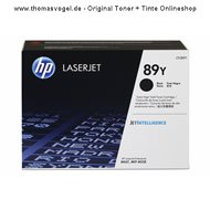 Original HP Toner CF289Y schwarz (20.000 Seiten)
