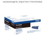 Original Brother Toner TN-426BK schwarz (9.000 Seiten)