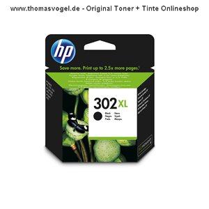 Original HP Tinte schwarz XL F6U68AE (480 Seiten)
