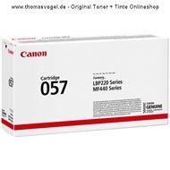 Original Canon Toner 057 (für 3.100 Seiten)