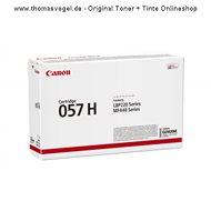 Original Canon Toner 057H (für 10.000 Seiten)