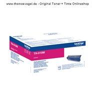 Original Brother Toner TN-910M magenta (9.000 Seiten)