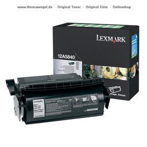 Lexmark Toner 12A5840
