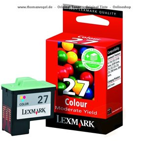 Lexmark Druckerpatrone color 10NX227E