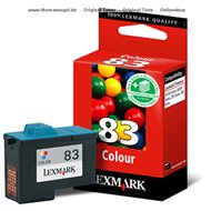 Lexmark Druckerpatrone color 18L0042