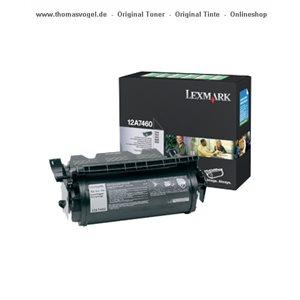 Lexmark Druckerkassette 12A7460