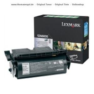Lexmark Laserdrucker Toner 12A6835