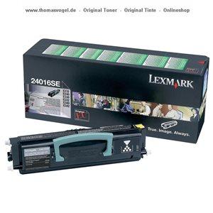 Lexmark Toner 24016SE