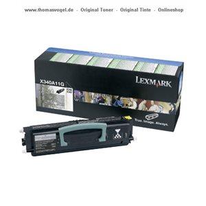 Lexmark Toner X340A11G